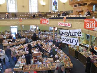 The book sale