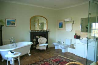 The Tillie room ensuite