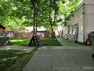 BookfestfBook Festival venue under construction