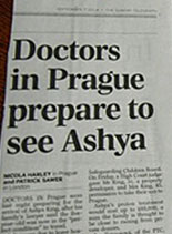 Headline - accepted in Prague