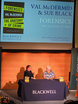 Blackwell's event