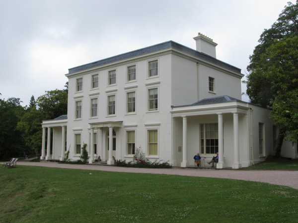 Agatha Christie's holiday home