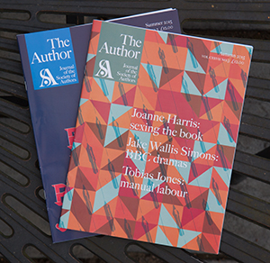 The Author journals