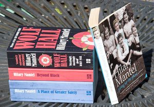 Hilary Mantel books